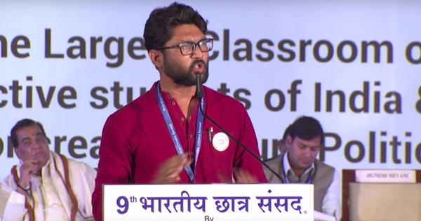 Casteism is a blot on democracy, people don't want to admit it: Jignesh Mevani