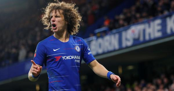 'Everybody is with him': Chelsea's David Luiz backs coach Sarri after Arsenal defeat