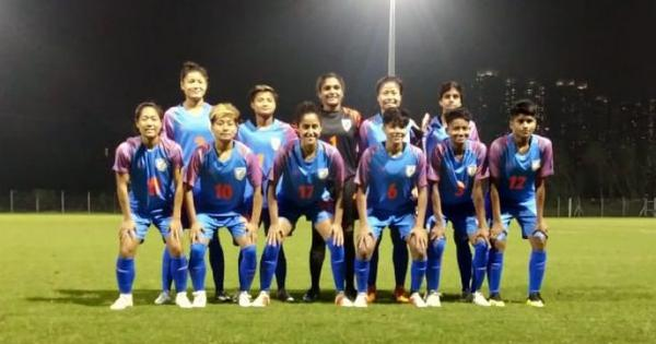 Football: Dangmei Grace's brace helps Indian women defeat Hong Kong 5-2
