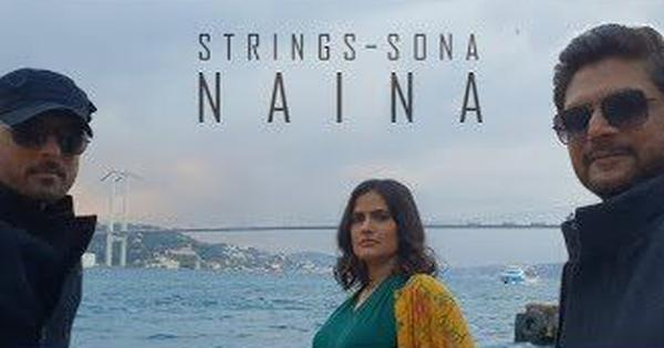 Watch: Pakistan band Strings releases a new song with Indian singer Sona Mohapatra
