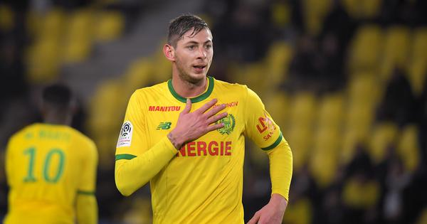 Plane crash: Cardiff City's new signing Emiliano Sala feared missing