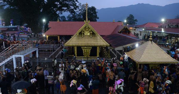 Sabarimala review: SC sets 10-day timeline to decide on matters related to religious discrimination