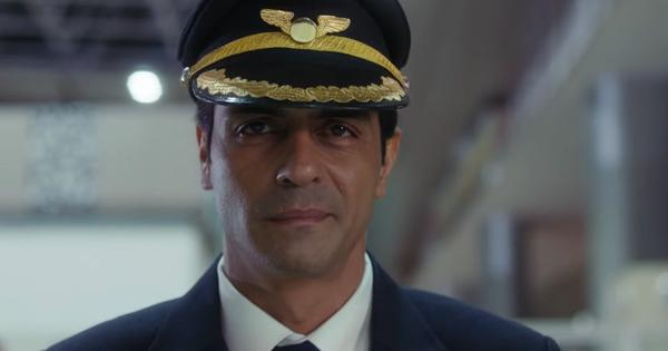 'The Final Call' teaser: Arjun Rampal plays a pilot on a suicide mission