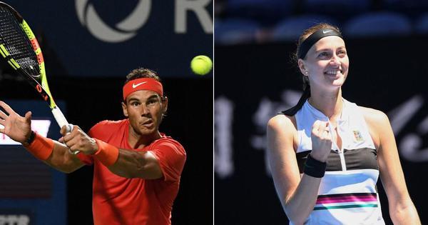 Australian Open semi-finals preview: Nadal faces Tsitsipas, Kvitova aims to extend winning streak