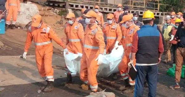 Meghalaya: Rescuers pull out first body from coal mine, over a month after 15 workers were trapped