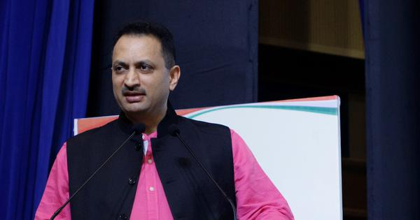 'Never said a word against Gandhi, Nehru,' says BJP MP Anantkumar Hegde amid Opposition uproar in LS