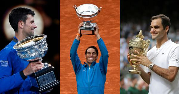 Data check: With no non-European champ in the 2010s, a decade-wise look at men's Grand Slam winners