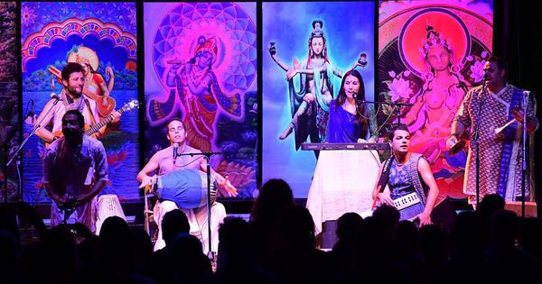 The dark and comical side of Americans' fascination with Indian spiritualism