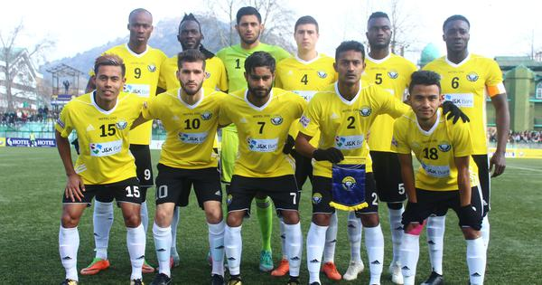 Football: How Real Kashmir FC coped with communication lockdown in the Valley