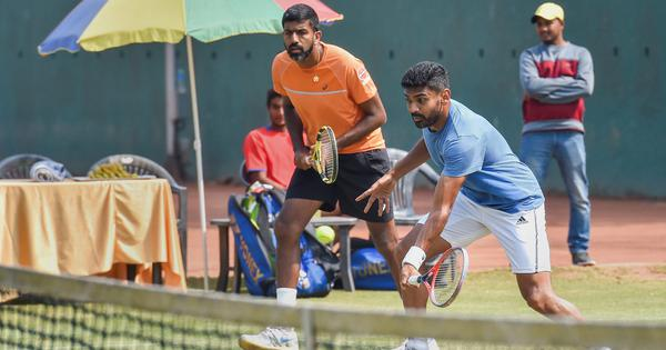 Indian tennis: Bopanna and Sharan lose in quarter-finals at Halle, Ramkumar bows out in Nottingham