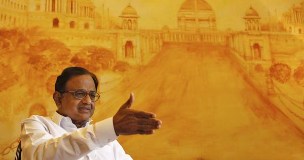 Hope finance minister and tax officials heard PM's call to respect wealth creators, says Chidambaram