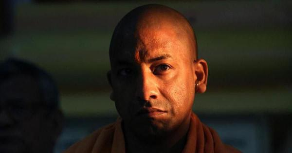 Adityanath claims law and order in Uttar Pradesh is now a 'model for the country'