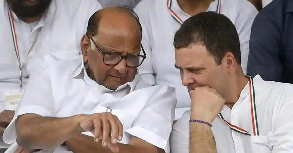 Congress-NCP alliance has a problem in Maharashtra as smaller allies want bigger share of seats