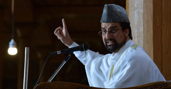 Mirwaiz Umar Farooq remains under house arrest, not allowed to lead Friday prayers, alleges Hurriyat