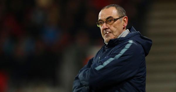 We stopped playing: Sarri worried about team's mentality as Chelsea slump to Everton loss