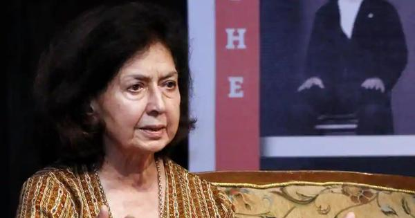 Nayantara Sahgal on #MeToo: 'In a democracy, no citizen is guilty because someone said so'