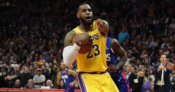 Should've kept his mouth shut: LeBron James slams Houston Rockets GM for causing NBA-China row