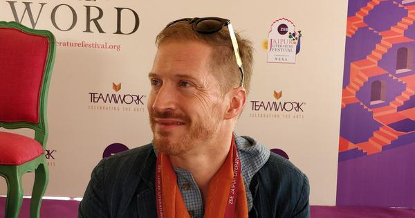 'It's about the saddest things I can think of': Pulitzer winner Andrew Sean Greer on his comic novel
