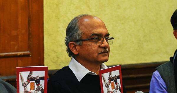 Advocate Prashant Bhushan files petition in SC against contempt proceedings
