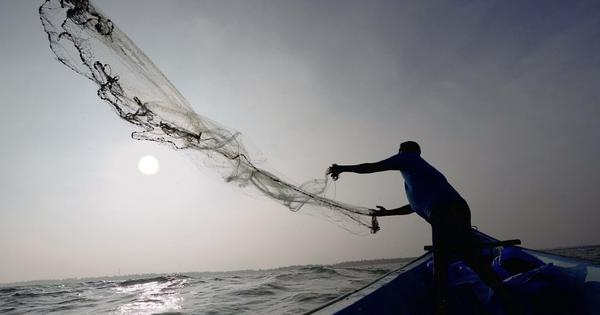 Eco India: How a group of divers in Puducherry are trained to rid sea beds of stray fishing nets
