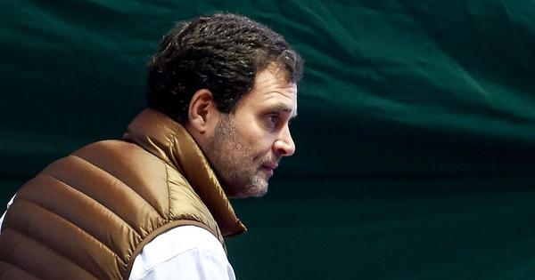 BJP's 'blasphemous misrepresentation' of Rahul Gandhi's reply to SC amounts to contempt: Congress