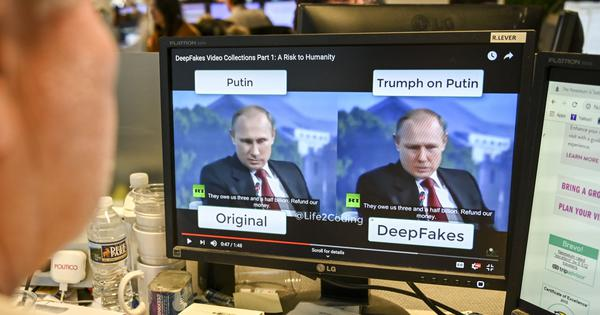 Deepfake videos aren't just tools for harassment – they could undermine trust in society