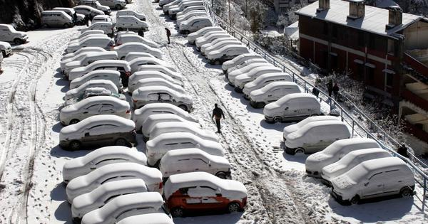 Shimla: Winter vacations in schools extended by two days after heavy snowfall
