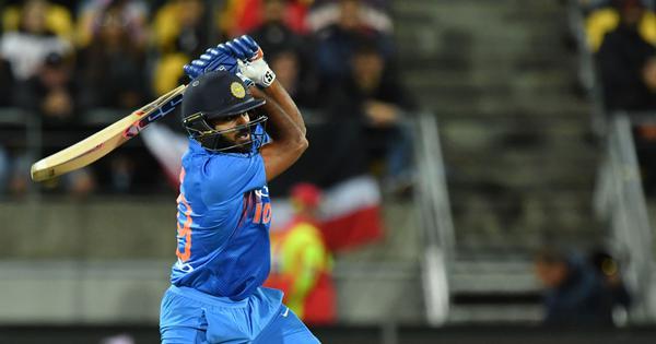 Being asked to bat at number three was a big thing: Vijay Shankar