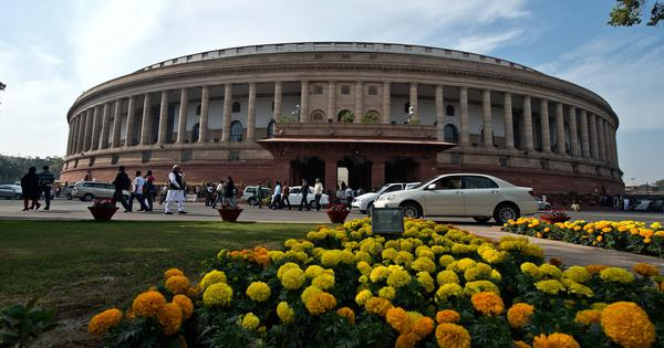 Parliament: Rajya Sabha adjourned for the day amid Opposition protests