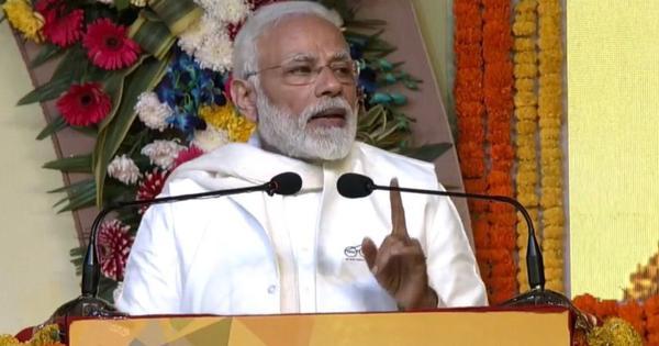 पिछली सरकार में होड़ भ्रष्टाचार के लिये थी, अब आर्थिक बढ़ोतरी के लिए है : नरेंद्र मोदी