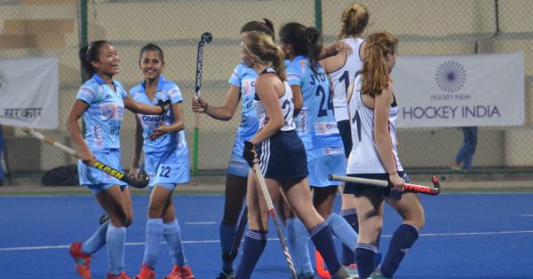 Women's hockey: India A defeat France A to take 2-1 lead in bilateral series
