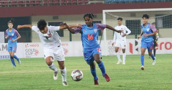 Gold Cup: India lose 2-0 to Myanmar, crash out of tournament