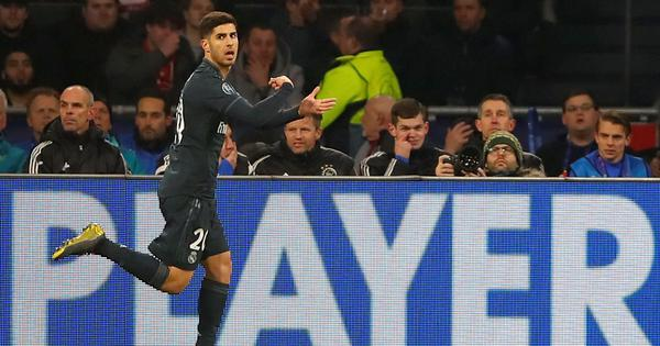 Asensio and VAR come to rescue as Real Madrid beat Ajax 2-1 in Champions League