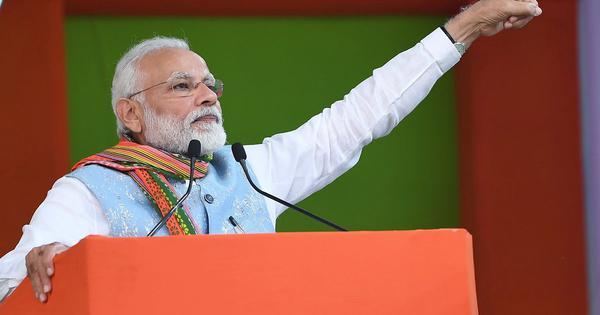 Narendra Modi defends BJP's decision to field Pragya Singh Thakur in Lok Sabha elections