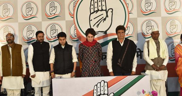 Fact check: Was Priyanka Gandhi really laughing after Kashmir attack?