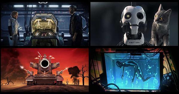 'Love Death + Robots': Netflix, David Fincher and Tim Miller present a bold animated series