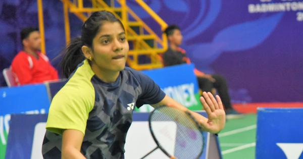 Badminton Nationals: Against Saina Nehwal, Vaishnavi Bhale will be playing for her future