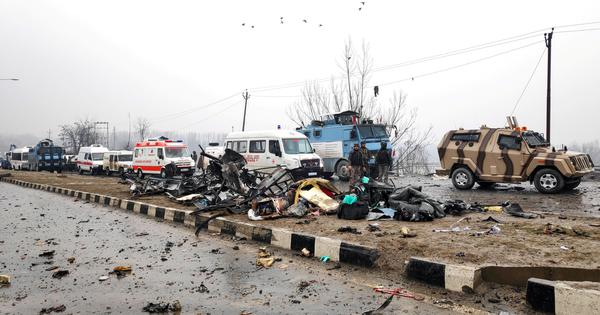 Pulwama attack anniversary: Left leader says memorial for soldiers will remind of our 'incompetence'