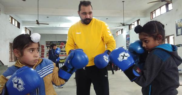 A new start: For boxer Ram Singh, six years of police torture and court visits come to an end