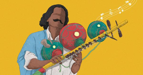 Fading sounds: An Indian musical instrument with a rich history is on the cusp of extinction