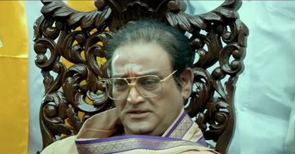 'Lakshmi's NTR' trailer: Ram Gopal Varma gives us another biopic on NT Rama Rao