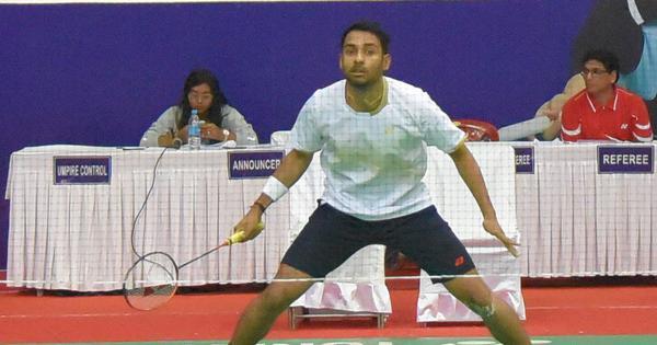 Badminton Nationals: Sourabh Verma extends unbeaten run against Lakshya Sen to clinch third title