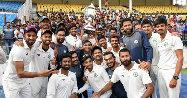 Vidarbha clinch back-to-back Irani Cup titles after beating Rest of India via first-innings lead
