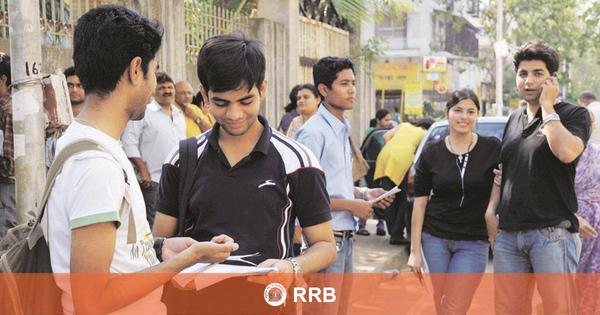 RRB MIC 2019: Exam fee refund initiated; submit bank details from March 2 at rrbcdg.gov.in
