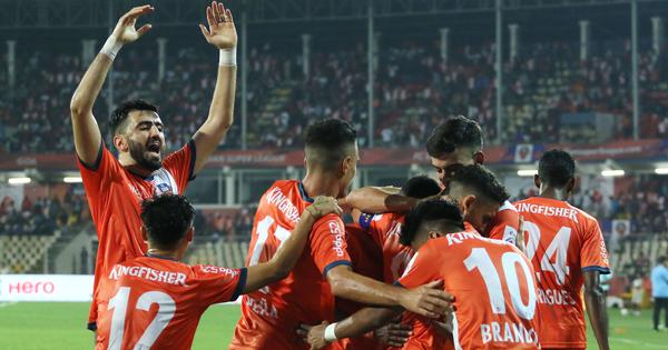 ISL: Coro on target as FC Goa beat Kerala Blasters 3-0 to top the table, confirm playoffs berth