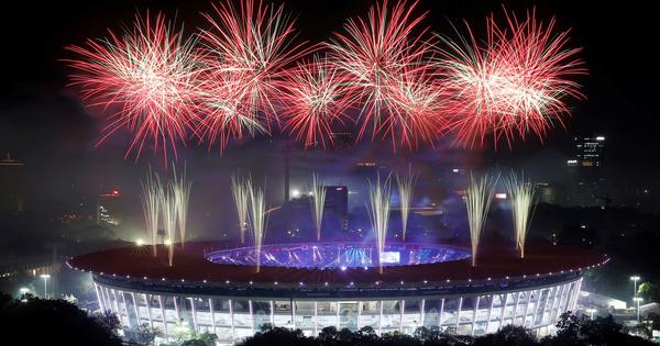 Indonesia submits formal bid to host 2032 Olympics