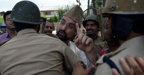 Kashmiri separatists say they aren't bothered about losing security cover: 'We never asked for it'