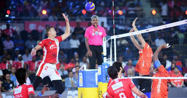 Pro Volleyball League: Calicut Heroes defeat U Mumba Volley 3-0