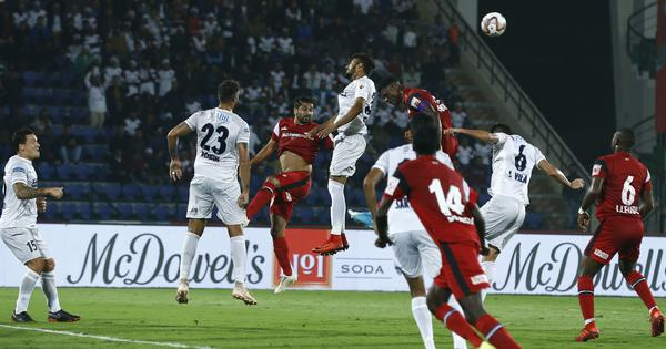 Indian Super League: NorthEast inch closer to play-off spot with 1-1 draw against Pune City