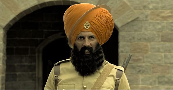 'Kesari' trailer: 'My blood is saffron, my response is saffron', bellows Akshay Kumar